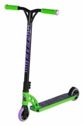 Freestyle koloběžka MGP Team VX5 Fluro Green, kvalitní freestylové koloběžky Madd Gear