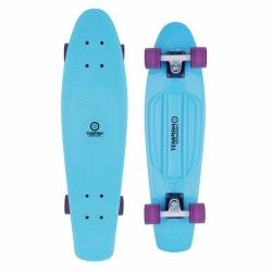 """Nickel board Tempish Buffy 28"""" blue/modrý, plastové velké skateboardy 71 cm"""