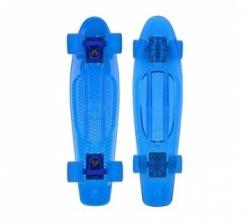 """Penny Board Tempish Buffy Star 22,5"""" blue / modrý, levné dětské skateboardy"""