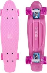 """Plastový dětský skateboard Tempish Buffy Sweet 22,5"""" pink / růžový"""
