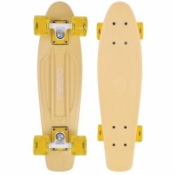 """Dětský plastový skateboard Tempish Buffy 22,5"""" yellow / žlutý"""