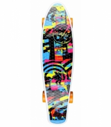 Pennyboard Maui Kicktail Cruiser Dark City 23,5""