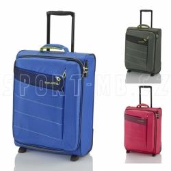 Malý příruční kufr na 2 kolečkách Travelite Kite S, palubní cestovní kufry