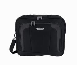 Příruční cestovní taška přes rameno Travelite Orlando Boarding Bag Black