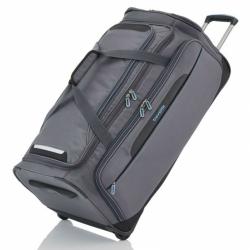 Velká cestovní taška s kolečky a výsuvným madlem Travelite CrossLITE Wheeled duffle L 79 cm