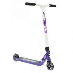 Freestyle koloběžka Dominator Sniper Scooter purple / white