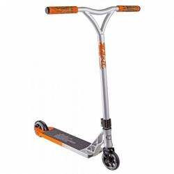 Freestyle koloběžka Grit Mayhem silver/orange