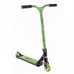 Freestyle koloběžky pro středně pokročilé Grit Fluxx black/green