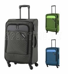 Cestovní kufr Travelite 66 cm, levné kufry na kolečkách střední velikost