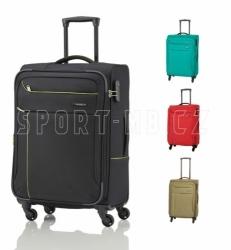 Středně velký cestovní kufr na 4 kolečkách Travelite Solaris 67 cm s expandérem