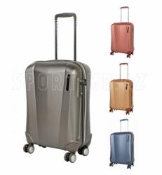 Ultralehký palubní kufr na 4 kolečkách March Vision 55 cm (extralehký kabinový)