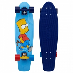 "Longboard Penny The Simpsons 27"" bart"