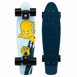 "Pennyboard The Simpsons 22"" Mr. Burns excellent"