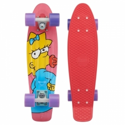 "Longboard Penny The Simpsons 22"" maggie"