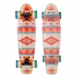 Skateboard Tempish Buffy 3xFlash aztec