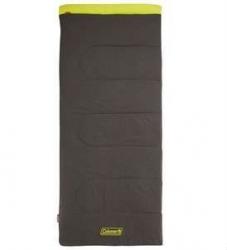 Dekový spací pytel Coleman Heaton Peak Comfort 220 cm, prostorný, rovný a široký