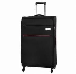 Textilní kufr March Polo L