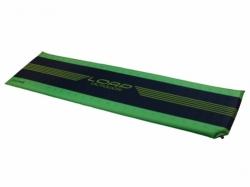 Samonafukovací karimatka Loap Solare modrá / zelená 188 x 55 x 3,8 cm