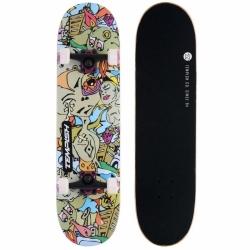 Dětský skateboard komplet Tempish Crazzy pro začátečníky