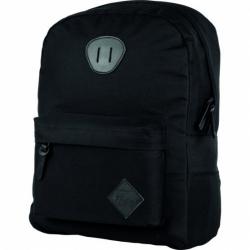 Stylový městský batoh Nitro Urban Classic true black / černý