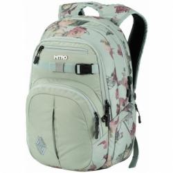 Městský nebo školní batoh Nitro Chase dead flower