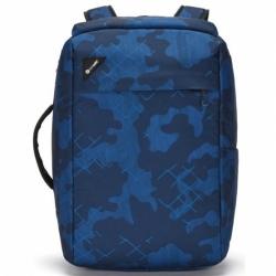 Zabezpečený batoh Pacsafe Vibe 28L Backpack blue camo