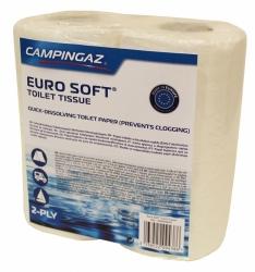 Speciální toaletní papír pro chemické toalety EURO SOFT (4 role)