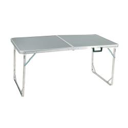 Kempingový stůl pro 8 osob, velký rodinný campingový stůl Coleman ALU