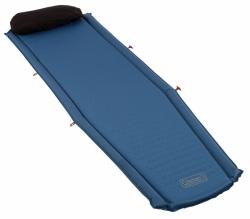 Samonafukovací karimatka s polštářkem, pohodlná turistická matrace Coleman