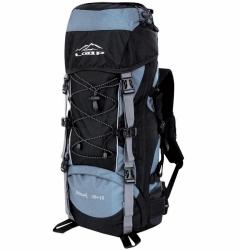 Turistický batoh Loap 60L (50+10L), turistické batohy na delší výlety a pobyty