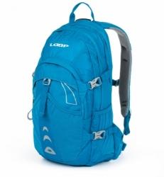 Lehký univerzální batoh na záda Loap 15L, sportovní i cyklistický batůžek černý