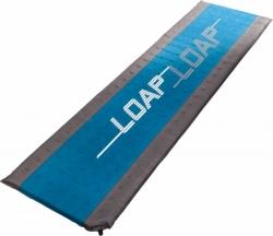 Samonafukovací karimatka LOAP 188 x 55 x 4 cm s protiskluzovým potahem