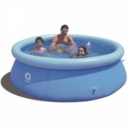 Dětské zahradní kruhové bazény 240 cm, bazén nafukovací kulatý